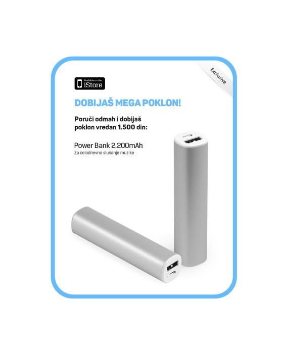 iStore-Pokloni-PowerBank-2200mAh