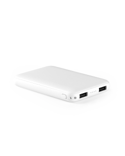 iStore-C5X-Powerbank-5000mAh-White