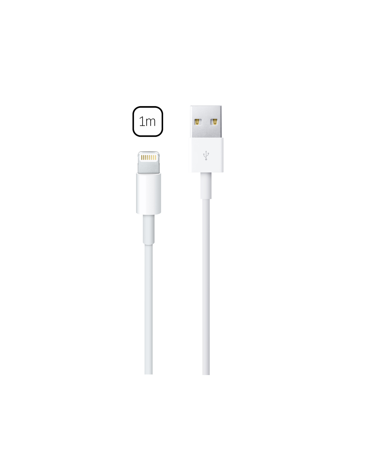 79f414f6189 Lightning to USB Cable (1m) – iStore™