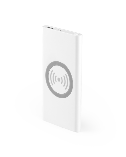 iStore-Qi-Radius-Power-Bank-6000mAh-White