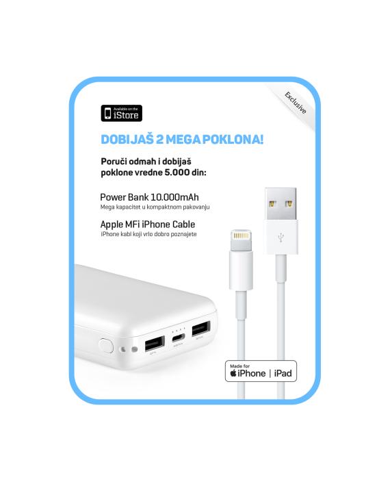 iStore-Pokloni-Lightning-Cable-PowerBank-10000mAh