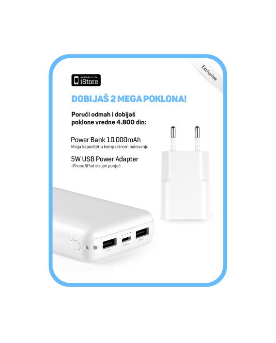 iStore-Pokloni-5W-Premium-Adapter-PowerBank-10000mAh