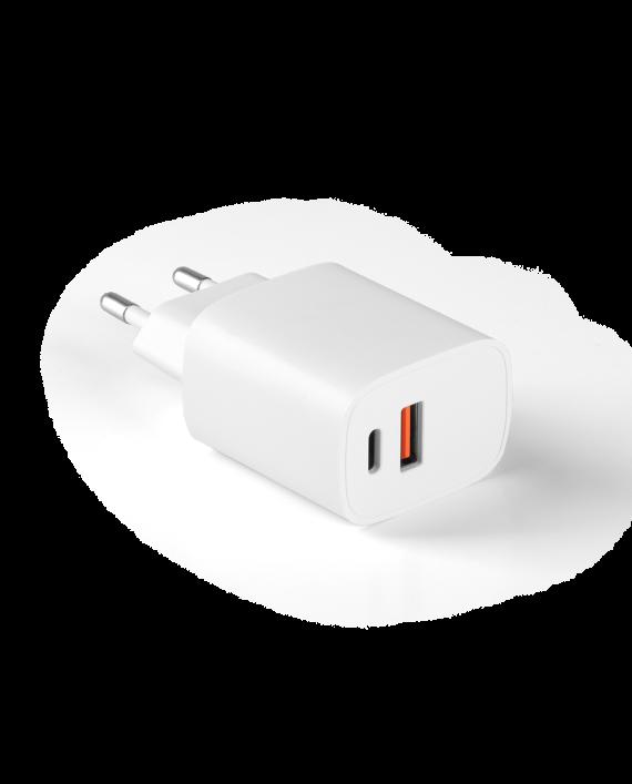 20W USB/USB-C Fast Charger